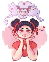 Pucca by LittleGnoma