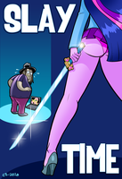 Slay Time (Read OP) by curtsibling