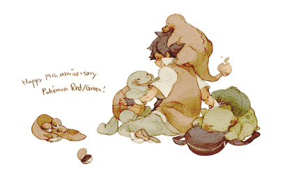For the game which ruined my whole life, by Luce-in-the-sky