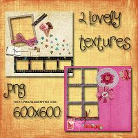 2 Lovely Textures png 600x600 by aNiLaU