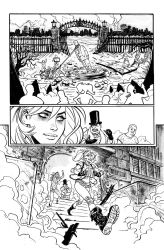 HARLEY QUINN PG 8 of 8 - Sam Lotfi by slotfi