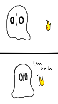 Blooky makes a friend 1 by Shadened