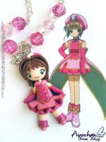Card Captor Sakura - Movie 2 Outfit by AyumiDesign