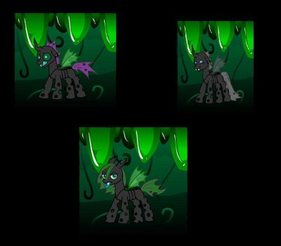 Changelings Group Shot by Juria316
