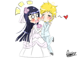 CM: You may kiss the bride! by AppleLove-chan