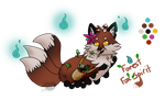 Pacapilar MYO - Forest Fox Spirit (Approved!) by Sound-of-Heaven