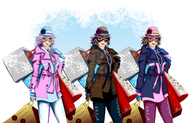 Cashlin Snow Attire Profiles by CashlinSnow
