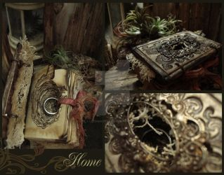 Home - Collage 2 by LuthienThye