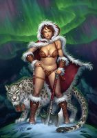 Aneira Coldthigh by MattDixon