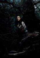 Regina Mills Into The Woods by eqdesign