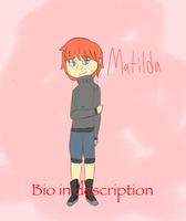 Matilda by StarPluzAPotato