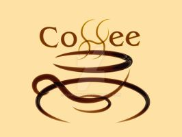 logo coffee wallpaper by smault23