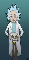 Guilty Rick by ForeverSonu