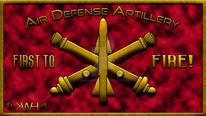 Air Defense Artillery Desktop Wallpaper by kwhammes