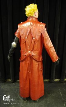 Vash the Stampede Cosplay - Back by Onyria-mode