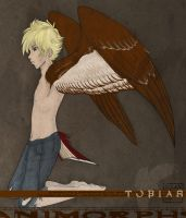 The Bird-Boy by Kiriska