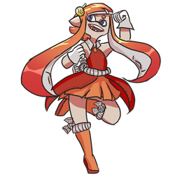 Magical Girl agent 3 by Chihuahuat0by
