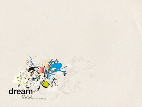 Dream Wallpaper by SheDreamsInColour