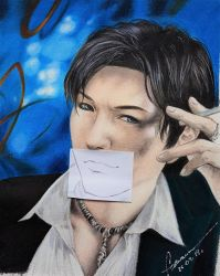 Almost Gackt . . . by Tenrou-RT