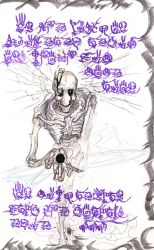 Gaster: Traditional #22 Symbolic 5 by LucrataNexarii