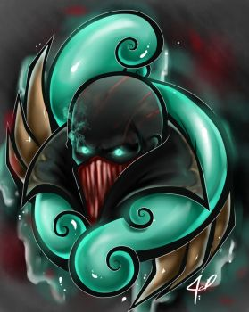 League of Legends Pyke by JamilSC11
