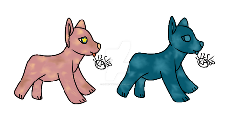 (OPEN) Doggo adopts! (Art, points, or credits) by ShinePaw101