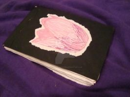 Tulip Notebook by Starlit-Sorceress