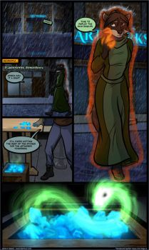 The Realm of Kaerwyn Issue 12 Page 5 by JakkalWolf