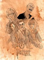 Harry Potter by raulman