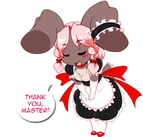 Thank you Master by ChaloDillo