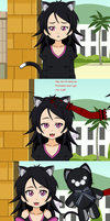 Quick and Cute Comic by YandereofDarkness