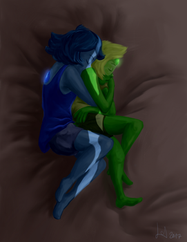 LAPIDOT - Sleeping Beauties by Leinnon
