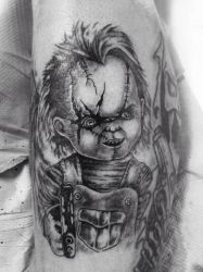 Chucky doll by Cloud9images