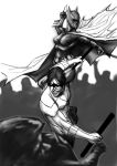 Cassandra and Nightwing by 22two