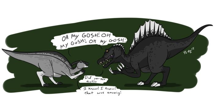 Jurassic World by Assassin-or-Shadow