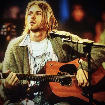 The man who sold the world by MexicanSeafoodCobain
