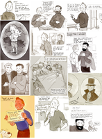 Ask Tintin answers collection 1 by Barukurii