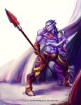WoW Commission: I'm Your Shield and Spear by AzizlaSwiftwind