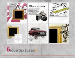 6 Icon textures by caotiicah