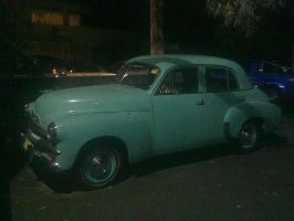 Newport Arms' Holden FJ by TricoloreOne77