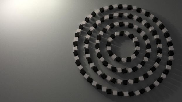 Confusing Circles 1 by jsn