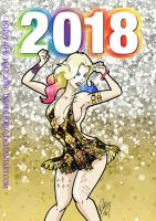 Harley New Year by Inspector97