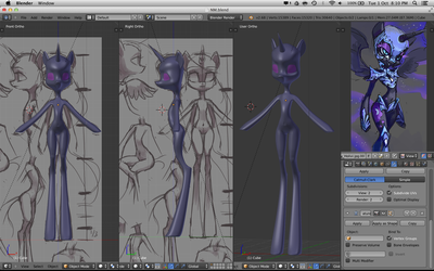 NightMare WIP 1 by DazDroid1995