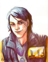 Fun Ghoul by Paups