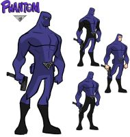 the PHANTOM redesign by mattcrap