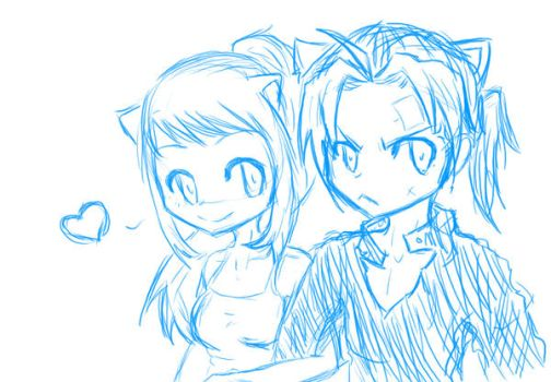 Ed and Winry by s-n-o-m-i-s