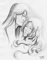 Traditional- Lale and Colleen by Lilith-the-5th