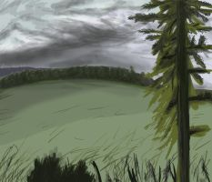 Storm on the Horizon (WiP) by Vass-RieH