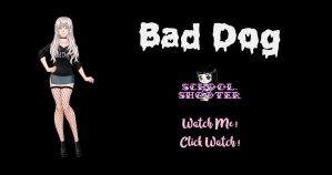 Bad Dog PACK by School-shooter by School-shooter