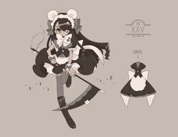 [CLOSE] Adoptable :: 25 (set price) by soup-and-bread